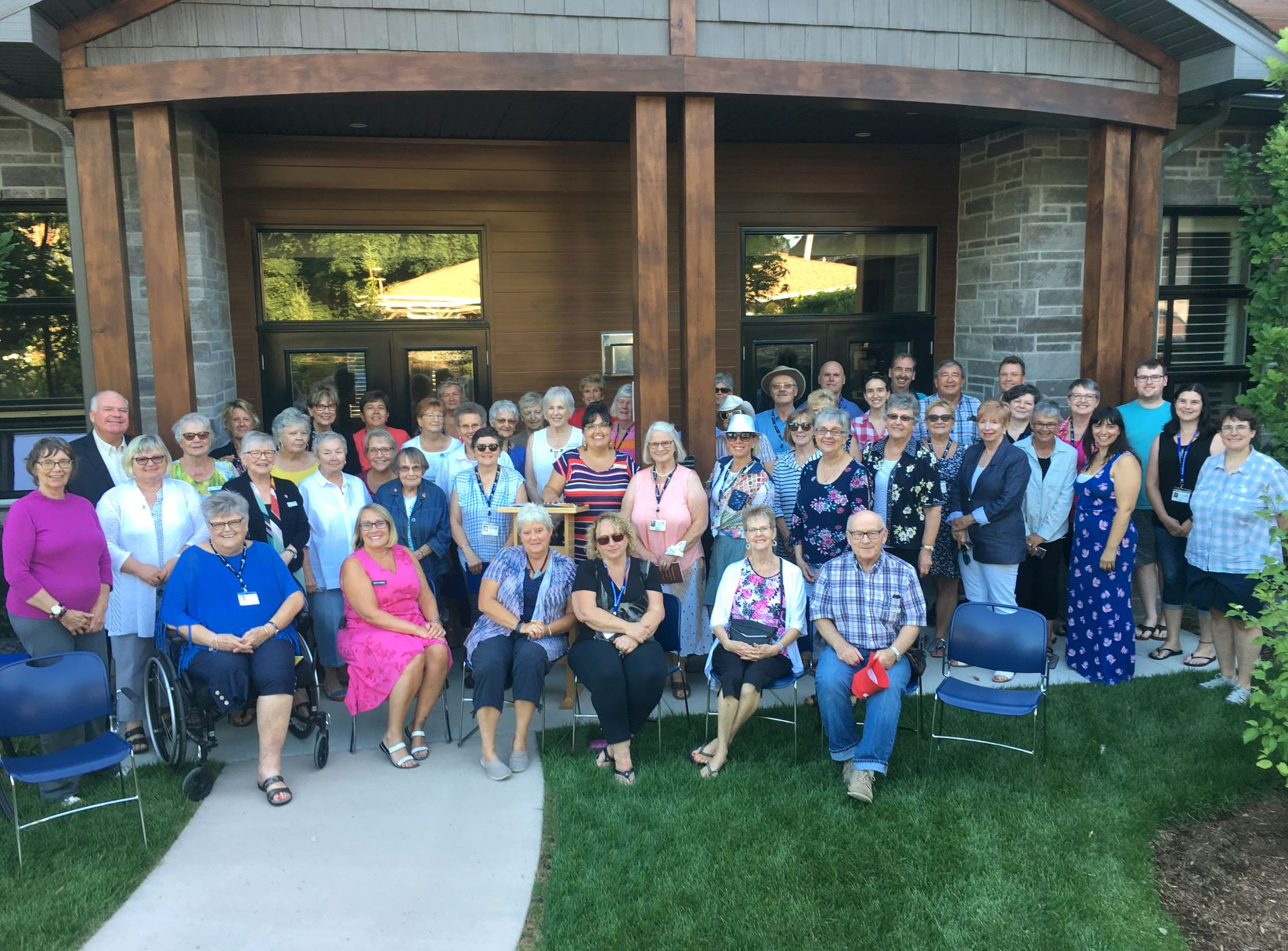 Matthews house hospice Volunteer appreciation night July 31 2019 .jpg WEBISTE