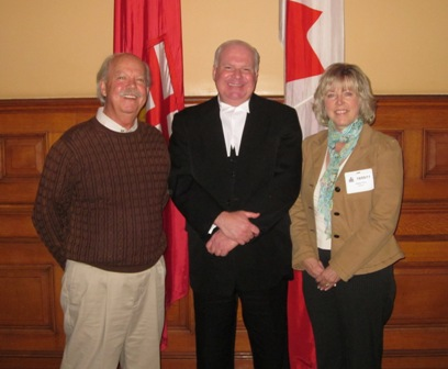 Jim meets with constitutents at Queen's Park