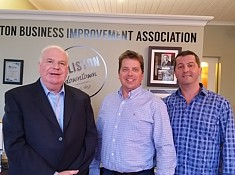 Wilson meets with Alliston BIA reps