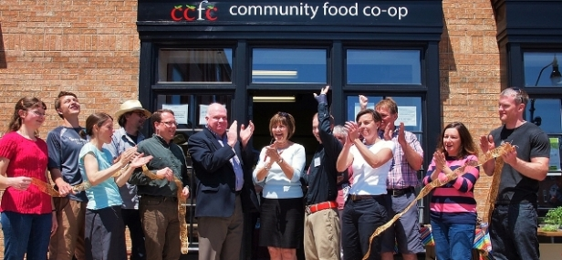 Grand Opening of the Collingwood Community Food Co-op