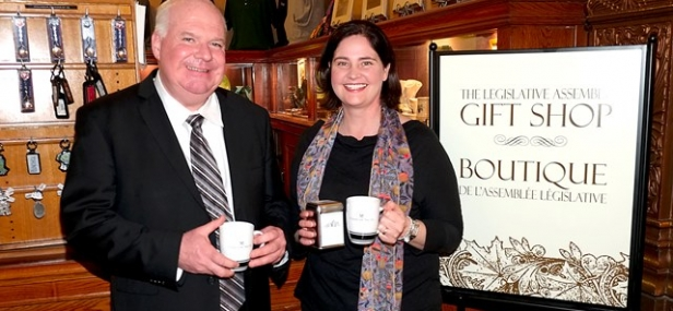 Clearview Tea Company Product Now Available in the Queen's Park Gift Shop