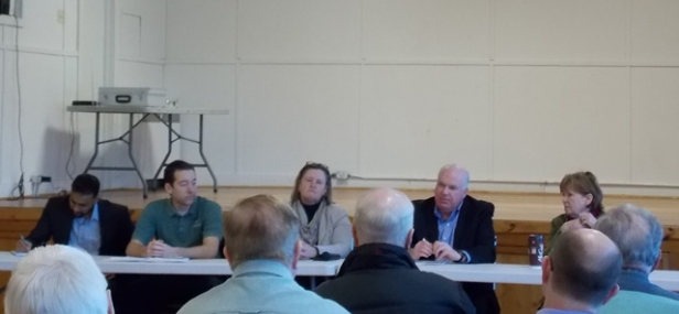 Jim Hosts Second Meeting to Discuss Dumping at Tottenham Airfield