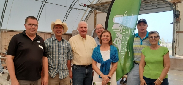 Simcoe County Christian Farmers Summer BBQ