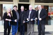April 6, 2013) Mad and Noisy Galley Re-opening in Creemore.